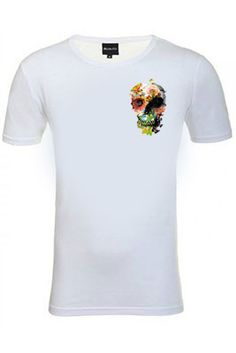 Bestselling BLOSSOM & BONE deluxe fit roundneck tee from www.memoirapparel.com