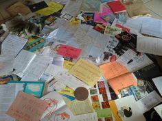 Explotan las memorias de mis mapas! Efectos de sincronías vitales cíclicas! Creando mundos maravillosos, si!!!