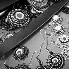 Putting together a jewelry line for our grand opening. It's going to be amazing!