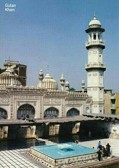 Awesome view of beautiful Mosque in Peshawar Khyber Pakhtunkhwa Pakistan
