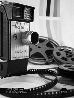 ¿Por qué hay películas malas?