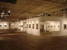 Znalezione obrazy dla zapytania industrial art gallery