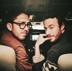Jake and Amir. Jake Hurwitz and Amir Blumenfeld are one of the funniest duos. Check them out at jakeandamir.com #DOPE