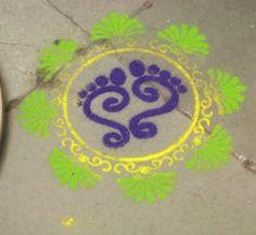 happy diwali, rangoli