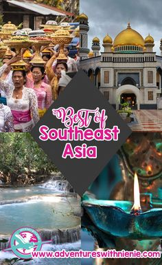 Southeast Asia is a backpackers dream to travel to. There are so many countries to visit which leads me to write the Best of Southeast Asia.
