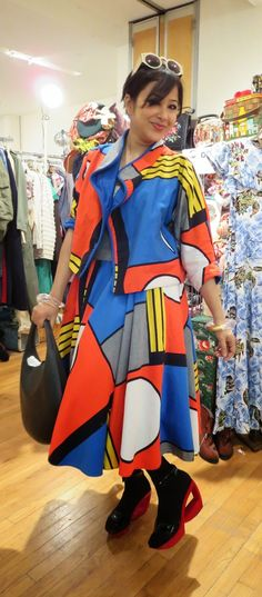 Idiosyncratic Fashionistas: The Manhattan Vintage Show: Can't Get Enough of That Vintage Stuff