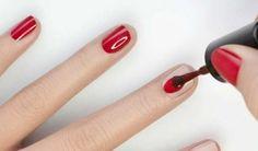 pose_du_vernis_a_ongles - nail designs Beauty Secrets, Diy Beauty, Beauty Hacks, Beauty Makeup, Makeup Art, Makeup Tips, Makeup Hacks, Secret Nails, Manicure E Pedicure