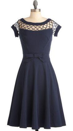 I just got this dress. It looks so fantastic on:)