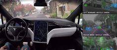 Veja com os olhos do Tesla    Atualmente mal que falamos em Tesla associamos de imediato aos carros autónomos da marca que parecem acabados de chegar do futuro. Mas algo que acredito que intriga a maioria da população é como o carro vê a rua. A explicação para esta duvida foi agora explicada pelo próprio Elon Musk CEO da Tesla através de um tweet. Nessa publicação ele mostra um passageiro que na verdade é o motorista pois por questões legais é obrigatório este passageiro esta a ser…