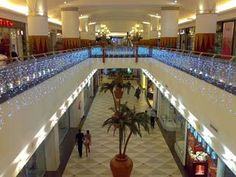 Cavendish Square Shopping Centre in Claremont has a great number of stores and a movie theater, though is not as high end as Canal Walk or the V&A