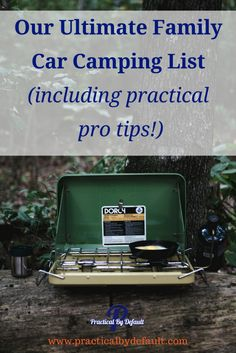 Are you taking your family car camping this year? Be sure to check out our ultimate family check list and pro tips! Camping Guide, Camping Checklist, Camping Car, Camping With Kids, Family Camping, Camping Hacks, Family Cars, Camping Ideas, Camping Spots