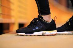 BODEGA X ADIDAS CONSORTIUM ZX FLUX  #bestsneakersever.com #sneakers #shoes #adidas #bodega #consortium #zxflux #nylon #style #fashion