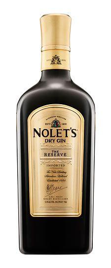 Nolet's Reserve Dry Gin 750ml - SKU 1061164