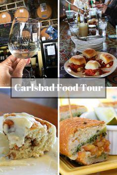 Carlsbad Food Tour - A Taste of Carlsbad | Liv Life (scheduled via http://www.tailwindapp.com?utm_source=pinterest&utm_medium=twpin&utm_content=post21923288&utm_campaign=scheduler_attribution)