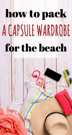 Are you looking to pack smarter and not harder? Check out how to pack a capsule wardrobe for your next Emerald Isle NC beach vacation. Traveling light is the only way to go!