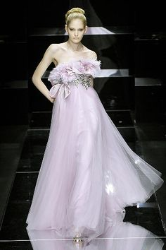 Elie Saab Spring 2008 Couture Collection Slideshow on Style.com