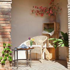 Desayunos en la terraza de tu habitación! Terrace, Breakfast