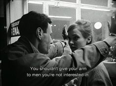 "fluencia-florencia: "" Le petit soldat (1963) directed by Jean-Luc Godard """