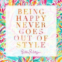Lilly Pulitzer Quote Print https://www.theodysseyonline.com/15-signs-lilly-pulitzer-addict