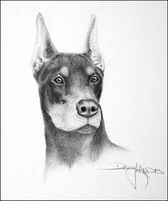 desenhos profissionais  | Desenhos a lápis de Dough Landis