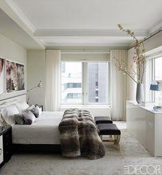 Master Bedroom- 11 Enviable Celebrity Bedrooms - Ivanka Trump | Gallery | Glo
