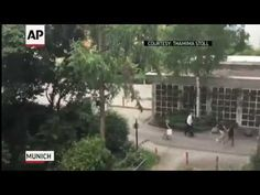 Police say we expect ''multiple dead'' in Munich mall shooting