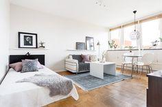 Les petites surfaces du jour : un studio prêt pour l'automne - PLANETE DECO a homes world