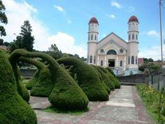 Iglesia de Zarcero - Iglesias de Costa Rica | Viajeros