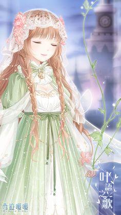 云山雾罩之处,有一美人名碧羽。她的歌声动... 来自奇迹暖暖 - 微博
