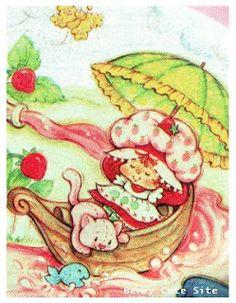 Dibujolandia: Frutillitas