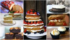Our Top Cake Recipes