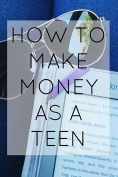Lauren Alston: How to Make Money as A Teen