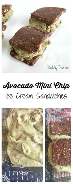 Avocado Mint Chip Ic