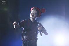 Mickey Dyo @Exo•luxion in Chengdu