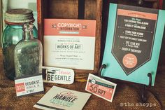 """""""Uncle Sam"""" Client Packaging Marketing Set for Photographers"""