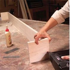 How to Build Window Cornices - Step by Step Window Cornice Diy, Wood Cornice, Window Cornices, Cornice Boards, Window Coverings, Window Treatments, Wood Valances For Windows, Pelmet Box, Cornice Ideas