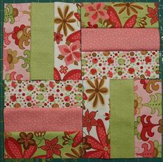Improv Designing With A Jelly Roll And Charm Pack