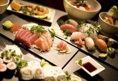 Nuestro Sushi #CateringPalacioAldovea