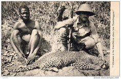 chasse afrique - Delcampe.fr