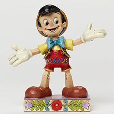 Jim Shore for Enesco Disney Traditions Pinocchio Figurine 4 -- Check out the image by visiting the link.