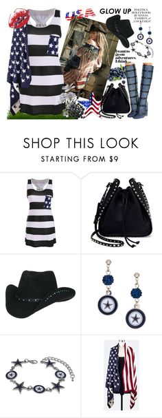 """""""Gamiss"""" by elza-345 ❤ liked on Polyvore featuring Valentino, Master Hatters of Texas and GALA"""