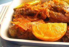 Утка в апельсиновом соусе запеченная в духовке, рецепт приготовления с фото