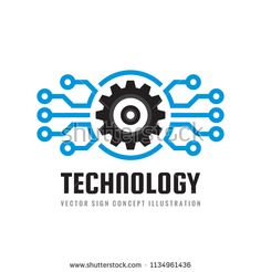 Globe world and… Technology – concept business logo template vector illustration. Globe world and gear symbols. Technology Gifts, Computer Technology, Digital Technology, Branding Design, Logo Design, Graphic Design, Computer Logo, Gear Logo, Information Technology Logo