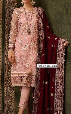 Pakistani Dresses online shopping in USA, UK. Pakistani Dresses Online Shopping, Online Dress Shopping, Pakistani Dress Design, Pakistani Outfits, Embroidery Suits Punjabi, Saree Blouse Patterns, Indian Designer Outfits, Chiffon Fabric, Indian Dresses