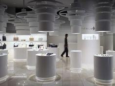 Patrick Cox Shop Interior by Chikara Ohno
