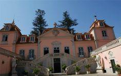 "Marquis of Pombal Palace, ""Earl of Oeiras"" - Oeiras/Cascais"