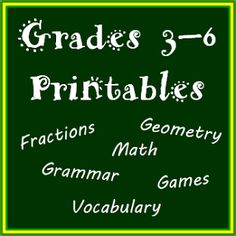 Great collection of digital #teaching resources for third to fifth grade! $