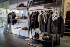 La nuova collezione di abbigliamento Metropolitan presso il nostro showroom