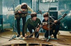 "THE BEATLES  recording ""HELP "" AUGUST 6, 1965"