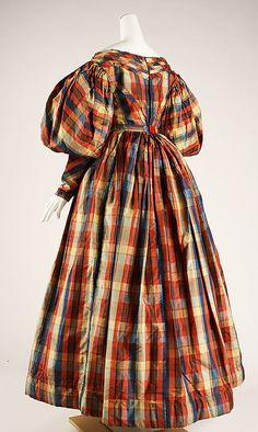 Dress, ca 1830